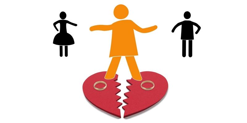Angst vor Scheidung